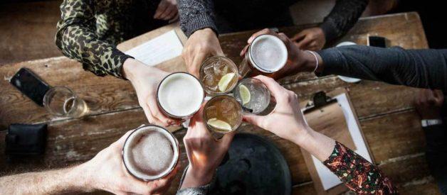 Rượu ảnh hưởng tới sức khỏe như thế nào
