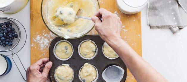 5 Công thức làm bánh Muffin tốt cho sức khỏe!