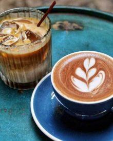 Chất chống oxy hóa trong cà phê