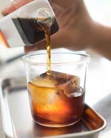 Lợi ích của cà phê ủ lạnh