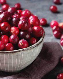 Quả Cranberries