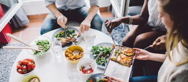 Cách giảm cân hiệu quả bằng chế độ ăn chay!