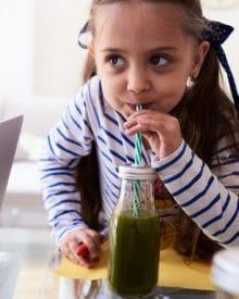 7 Loại đồ uống tốt cho sức khỏe trẻ em