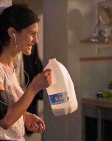 Uống sữa có tăng cân không?