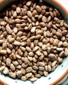 7 Lợi ích và dinh dưỡng của đậu Pinto