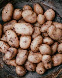 Khoai tây sống