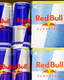 Những tác hại khi uống nước tăng lực Red Bull