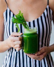Nước ép cần tây có thể giúp bạn giảm cân không?
