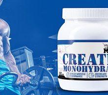 5 lý do chỉ ra Creatine Monohydrate là tốt nhất