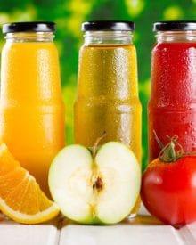 Các loại nước ép trái cây tốt cho sức khỏe