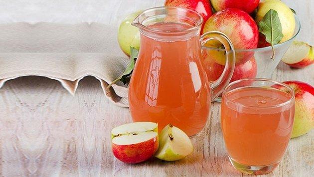 Nước ép táo có thể làm bạn tăng cân