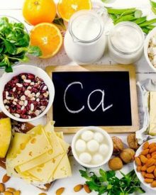 Những loại thực phẩm chứa nhiều canxi nhất