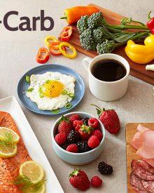 10 Mẹo trong chế độ ăn kiêng Low carb hữu ích!
