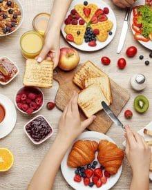 Các loại thực phẩm giúp tăng cân