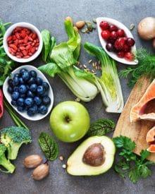 Các Loại thực phẩm tốt nhất cho sức khỏe