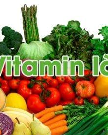Vitamin là gì?